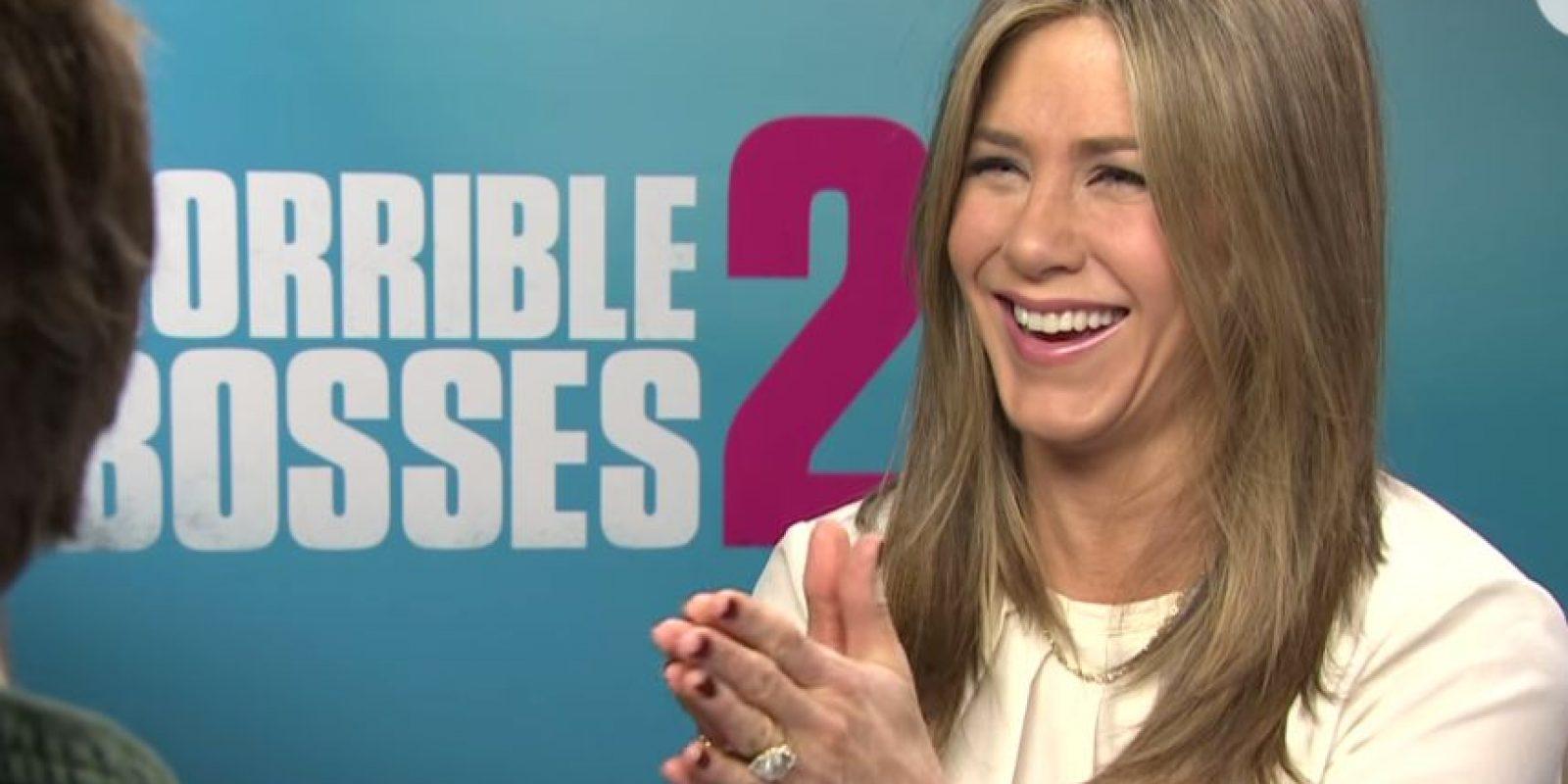 Jennifer Aniston Foto:BBC Radio 1
