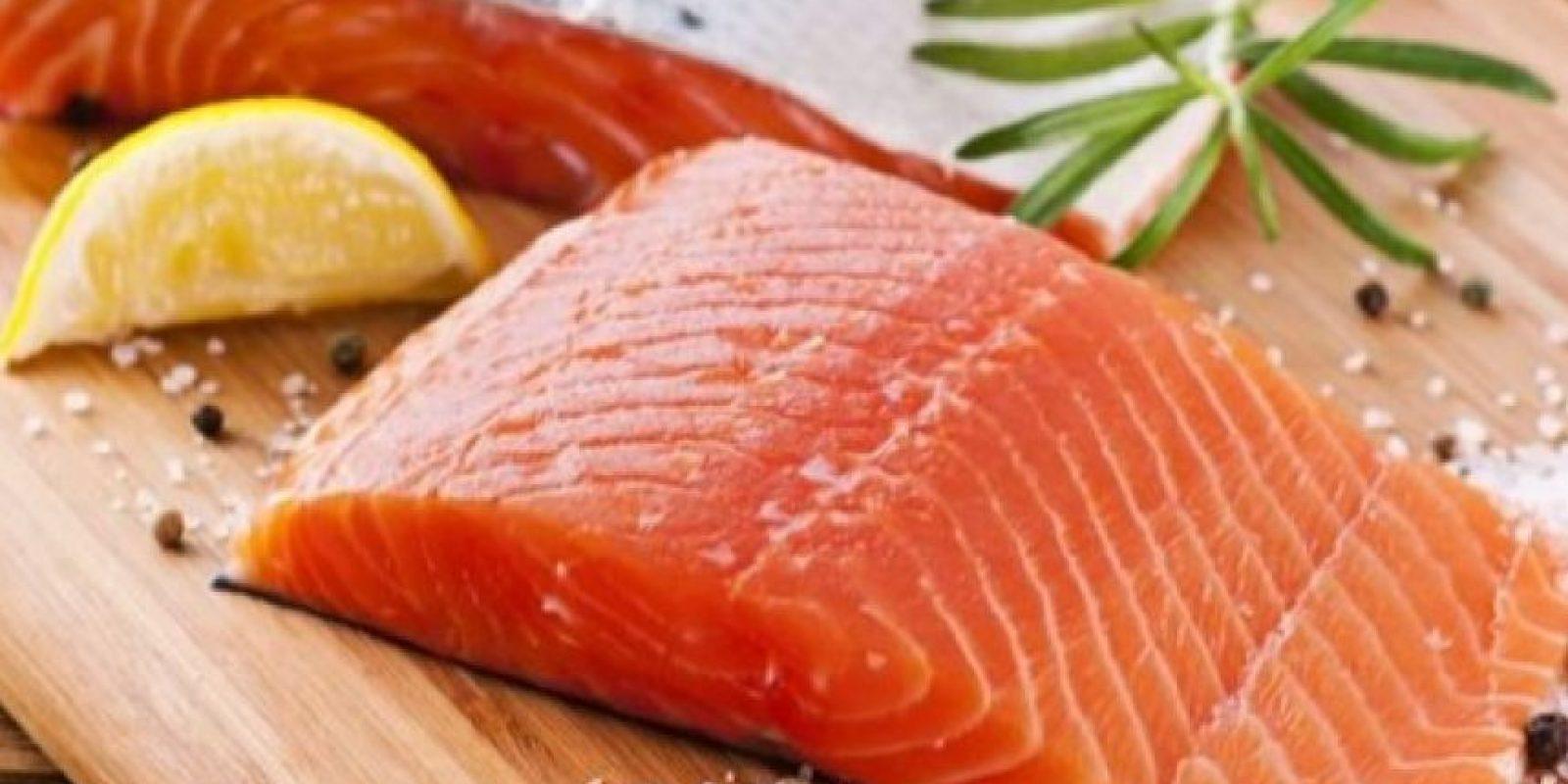 Ingesta de ácidos grasos omega 3 Foto:Sanasana.com