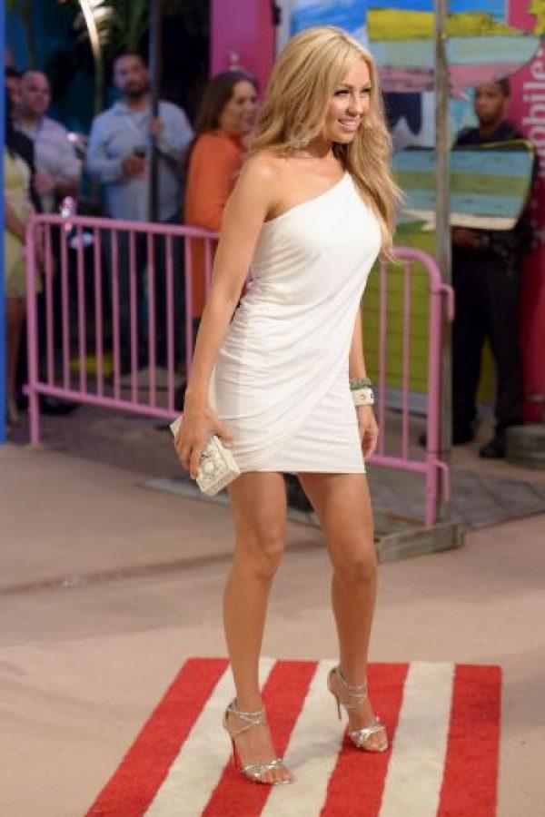 Participó en 7 telenovelas Foto:Getty Images