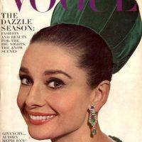 Audrey Hepburn, en los años 60. Foto:Vogue