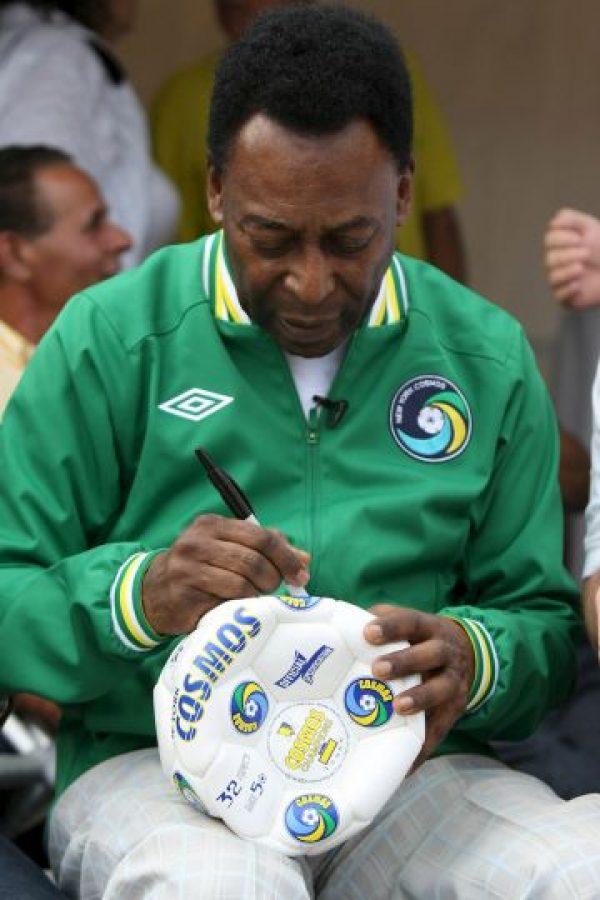 Pelé había gozado de buena salud. Foto:Getty Images