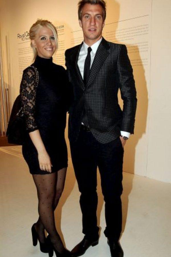 Maxi López y Wanda Nara se divorciaron en 2013. Foto:Getty Images