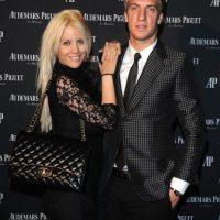 Se casaron en 2008. Tienen tres hijos: Valentino, Constantino y Benedicto. Foto:Getty Images