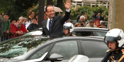 10. Francois Hollande, Francia Foto: Getty