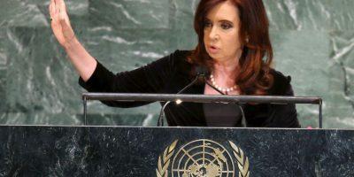 3. Cristina Fernández de Kirchner, Argentina Foto:Getty Images