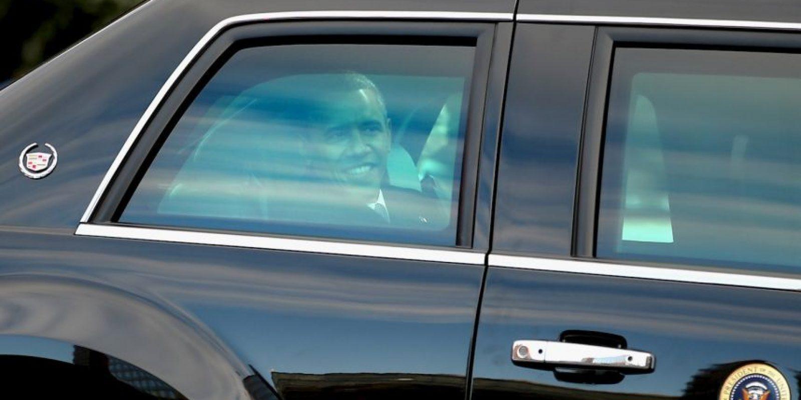 1. Barack Obama, Estados Unidos Foto:Getty Images
