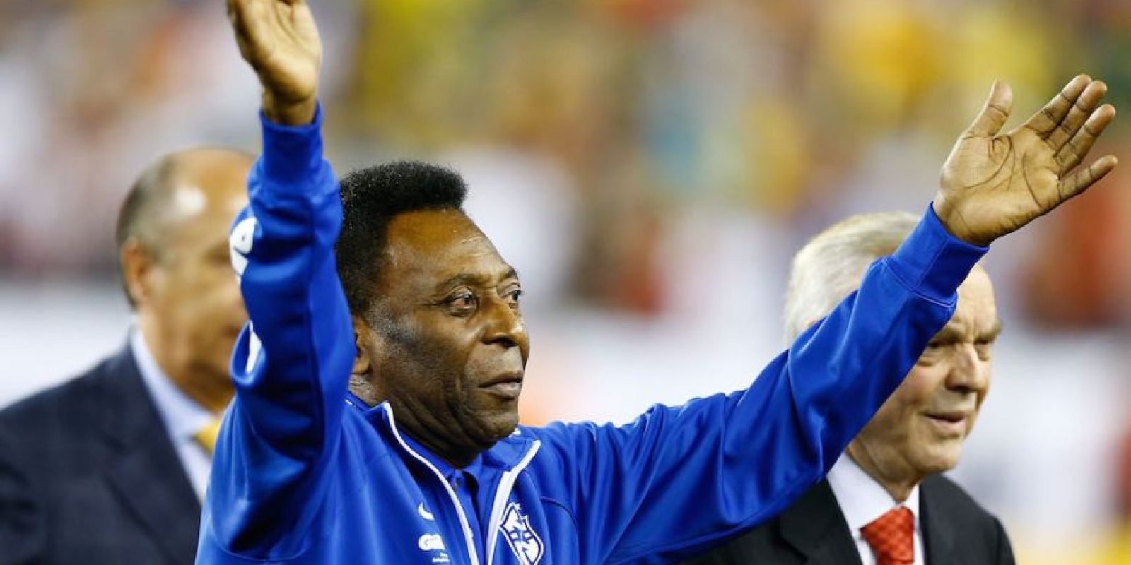 Pelé está luchando por su vida. Foto: Getty Images