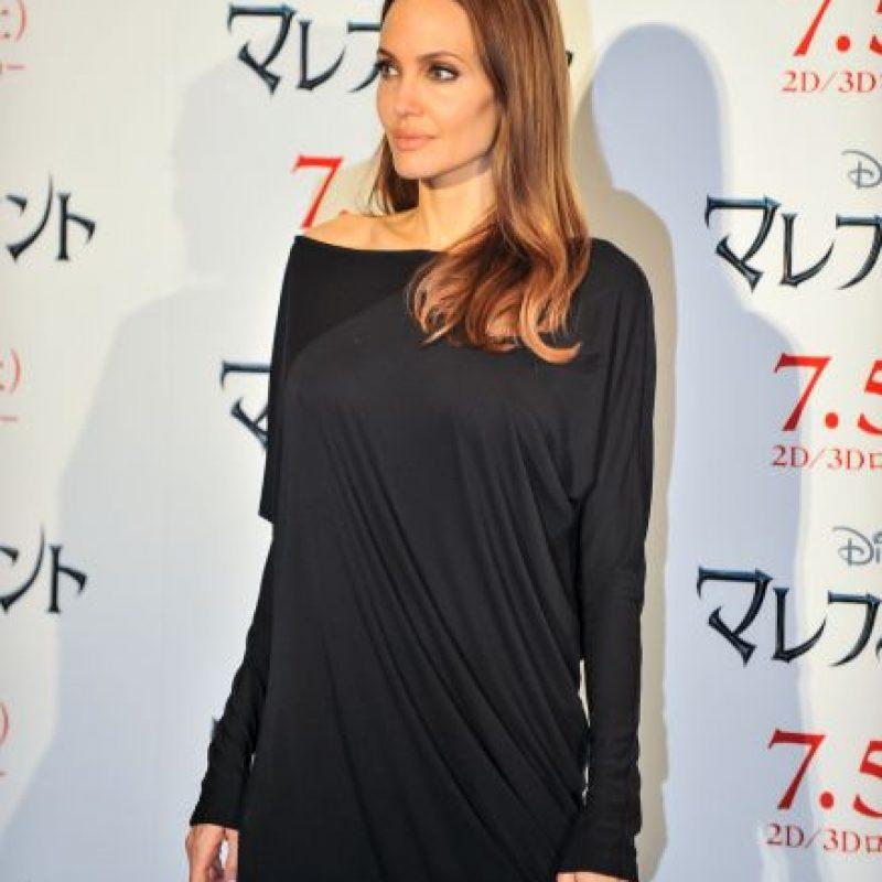 A lo largo de su carrera, Jolie ha recibido múltiples reconocimientos por sus logros actorales Foto:Getty Images