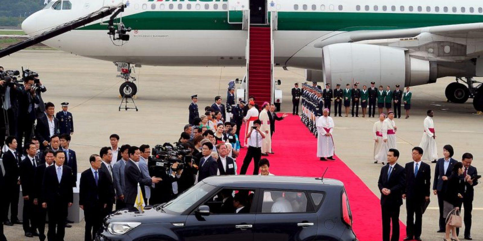 Ha sorprendido por no utilizar vehículos lujosos Foto:Getty Images