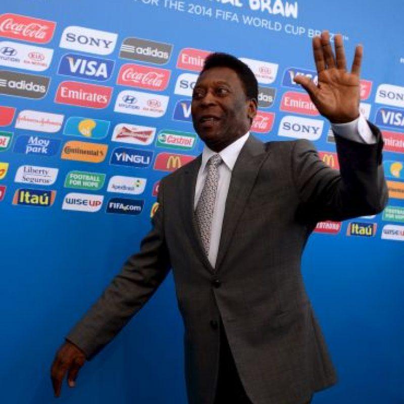 Pelé fue enviado a una unidad de cuidados especiales. Foto:Getty Images
