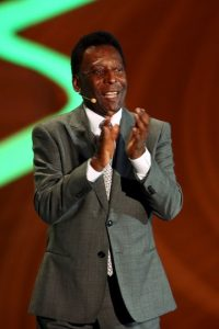 Pero Pelé regresó al hospital por una infección en las vías urinarias. Foto:Getty Images