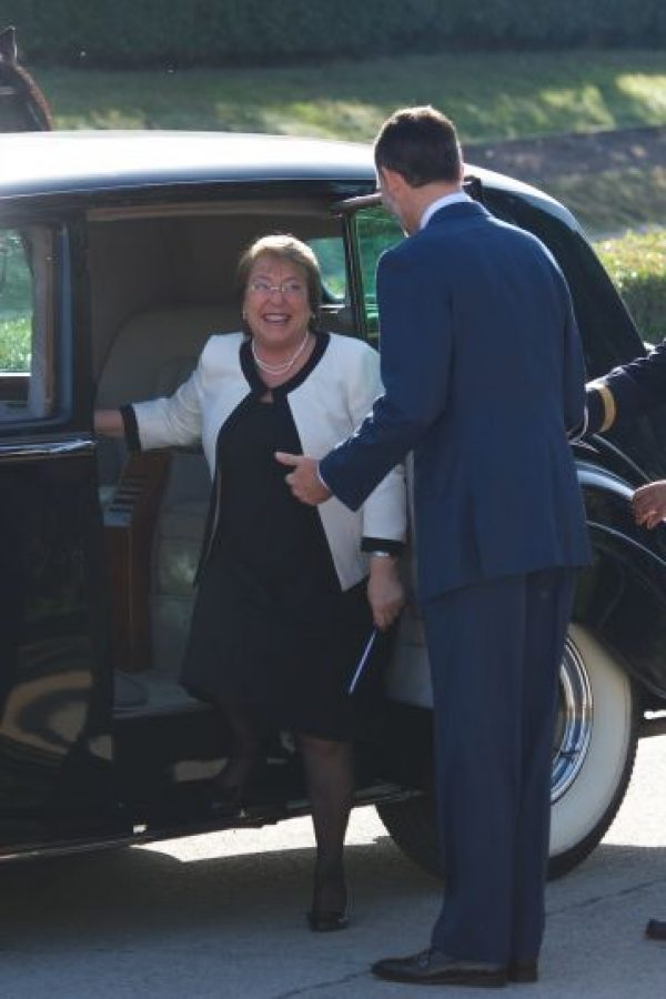 8. Michelle Bachelet, Chile Foto: Getty Images