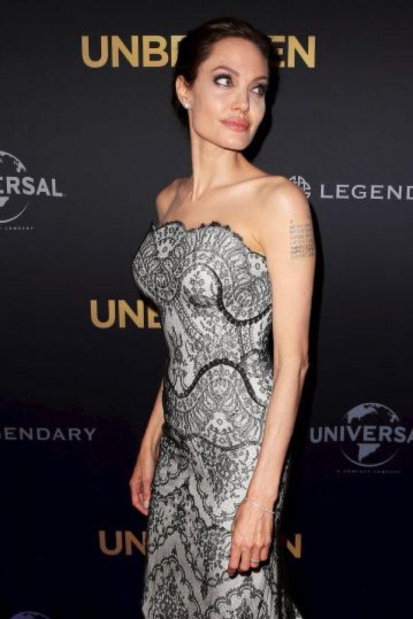 Es considerada una de las mujeres más sensuales del mundo Foto:Getty Images