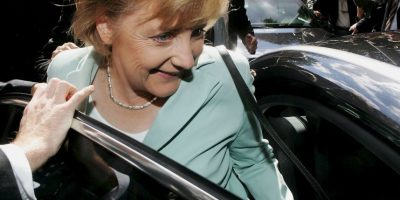2. Angela Merkel, Alemania Foto: Getty Images