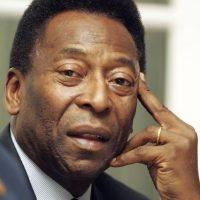 El rey Pelé se encuentra hospitalizado. Foto:Getty Images