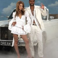 Ashley Cole y Cheryl Tweedy se conocieron en 2004 y se casaron en 2006. Foto: Getty Images