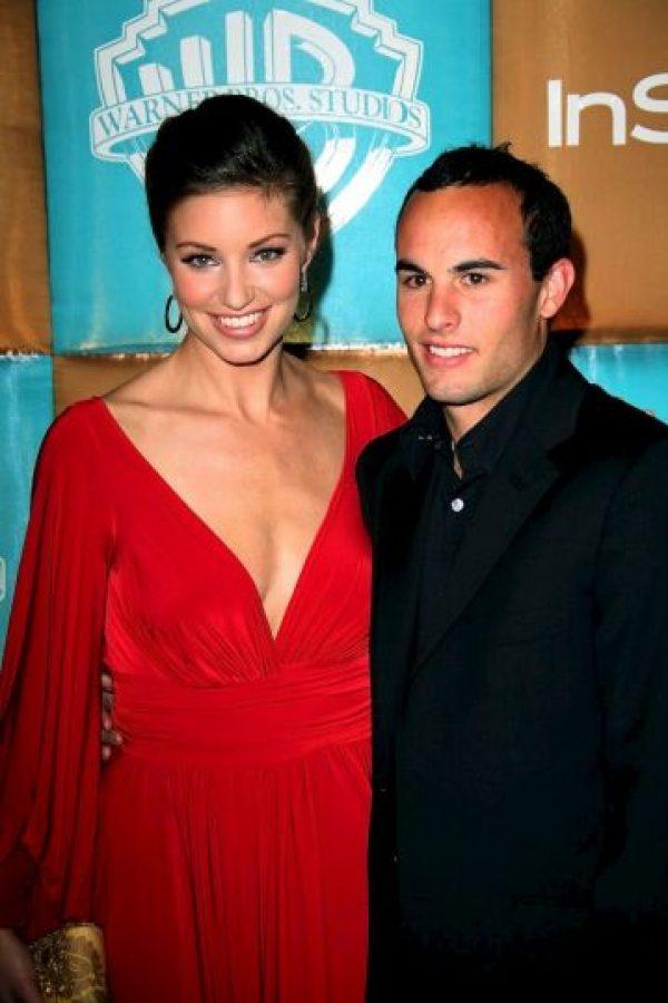 Donovan y Kajlich contrajeron matrimonio en 2006. Foto:Getty Images
