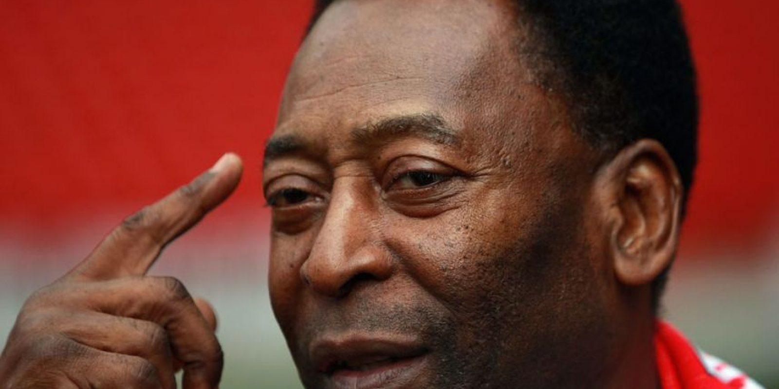 La salud de Pelé ha empeorado considerablemente. Foto:Getty Images