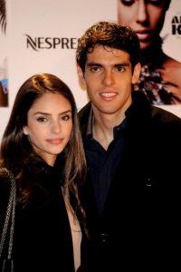 A inicios de noviembre de 2014, Kaká y Caroline Celico anunciaron su separación. Foto:Getty Images