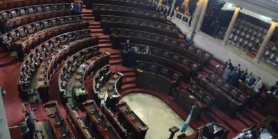 ¿Interesa el presupuesto? a la sesión de hoy solo acudieron 20 diputados