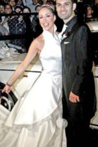 Rafael Márquez y Adriana Lavat. Foto:Twitter