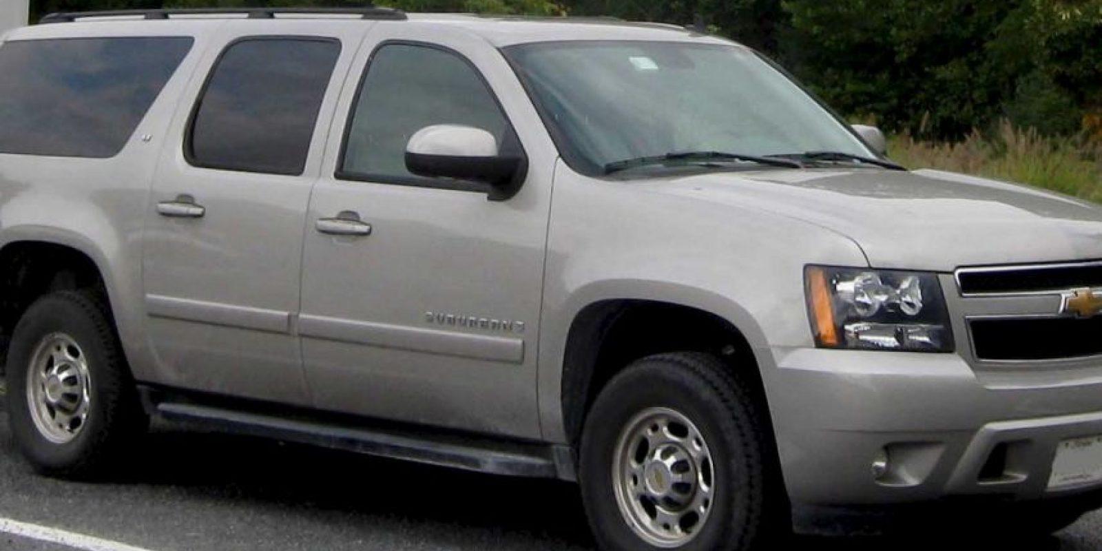 Su vehículo tiene un valor de 54 mil dólares, aproximadamente. Foto:Wikimedia.org