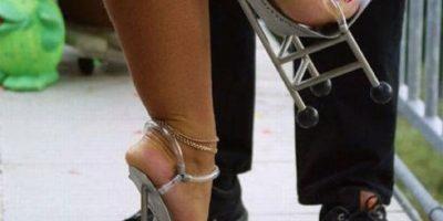 Zapatos temáticos. Foto:Poorly Dressed