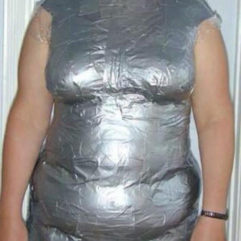 Esto es ingenio. Foto:Poorly Dressed