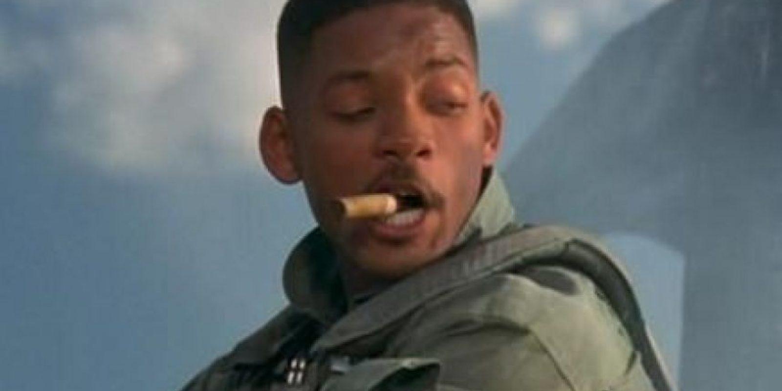 El capitán Steven Hiller Foto:20th Century Fox