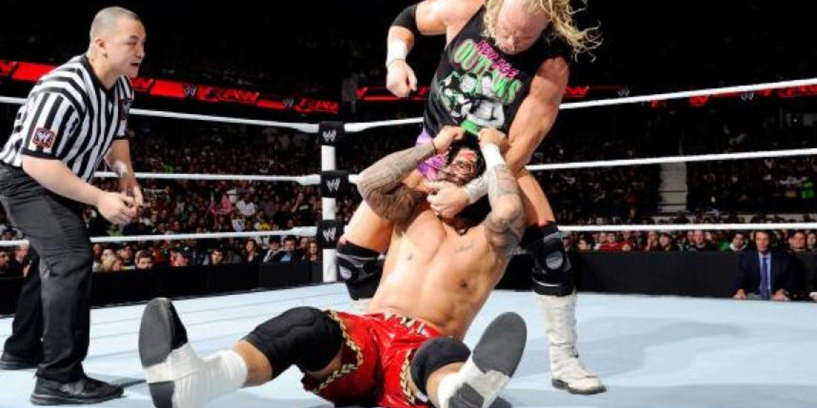 Conocido como Billy Gunn Foto:WWE