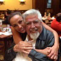 Otra hermosa Consuelo, Consuelo Duval. Mis otras dos son mi hija Consuelo y mi esposa Consuelito. Son grandes Consuelos en mi vida