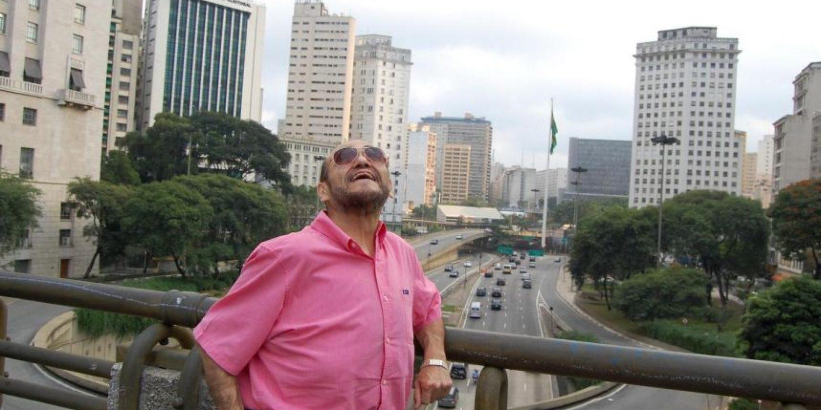 """viva Sao Paulo!"" Foto:facebook.com/edgarvivaroficial"