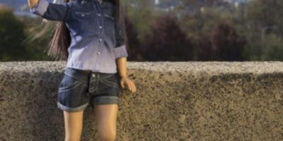 """""""Lammily"""": La muñeca con defectos """"reales"""""""
