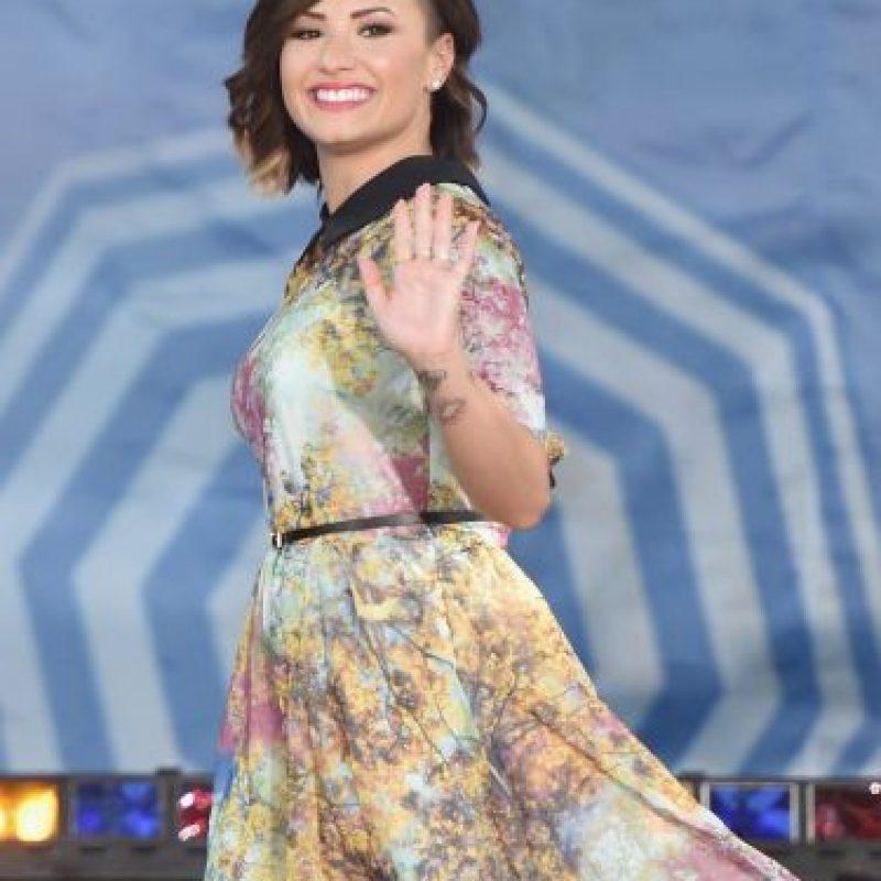 Por varios años, la cantante se sentía inconforme con su cuerpo. Foto:Getty Images