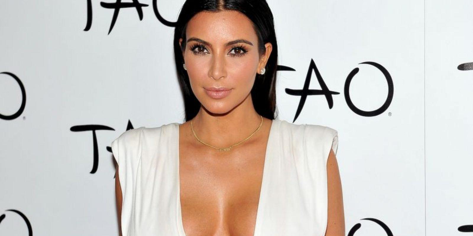 """""""Yo no me siento tan sexy como todo el mundo piensa. Soy mucho más insegura de lo que todos creen"""", reveló la socialite a la revista """"Glamour"""". Foto:Getty Images"""