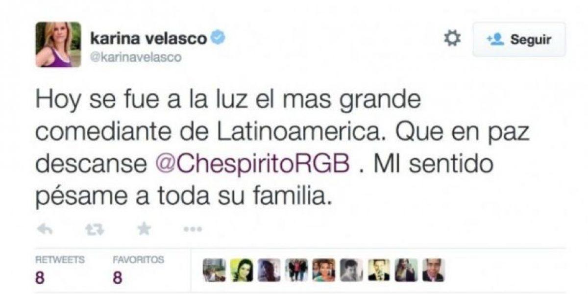Así reaccionan los famosos en redes sociales a la muerte de Chespirito