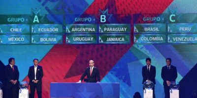 VIDEO: ¿Hubo trampa en el sorteo de la Copa América 2015?