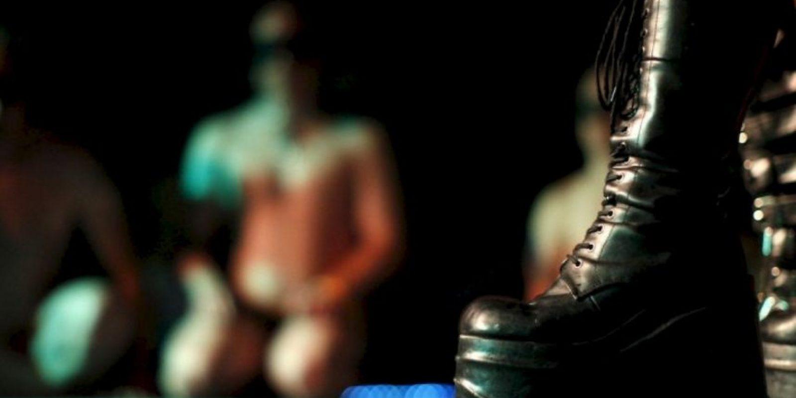 4. Golpes en la cara, ya sea con codos, rodillas o cabezasos. Foto:Getty Images