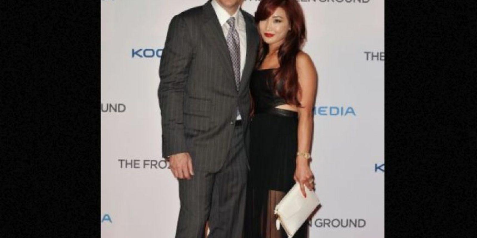 Nicolas Cage: Fue arrestado en 2011 por golpear a su esposa Foto:Getty Images