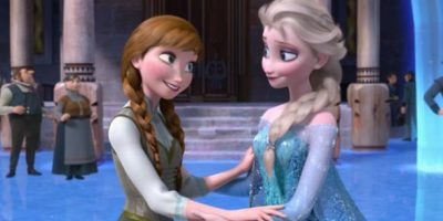Está película tardó diez años para poder estrenarse. Foto:Facebook/Frozen