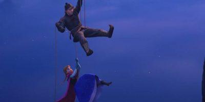 "Jennifer Lee (Directora de ""Frozen) es la primera directora que tuvo Walt Disney. Foto:Facebook/Frozen"