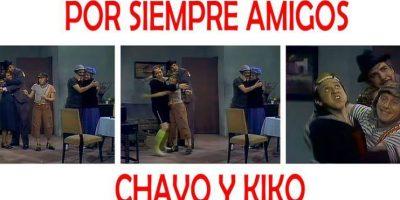 Con esta imagen se despidió Carlos Villagrán de Chespirito. Foto:Facebook/Carlos Villagran