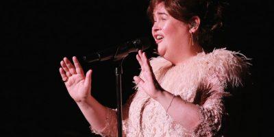 """Boyle sorprendió con su interpretación del tema """"I Dreamed a dream"""" del musical """"Los Miserables"""". Foto:Getty Images"""