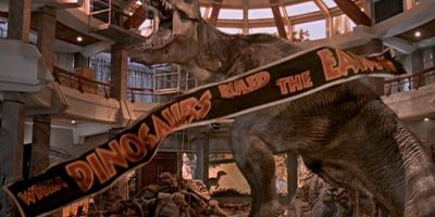 Jurassic Park Foto:Universal