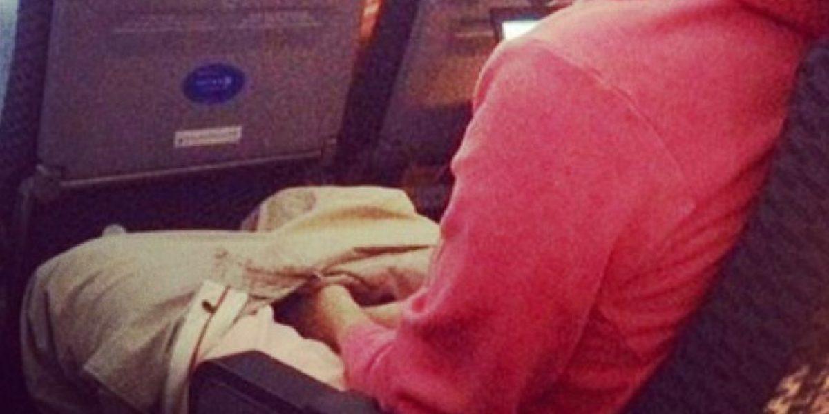 Pasajero se masturbaba y avión tuvo que hacer un aterrizaje de emergencia