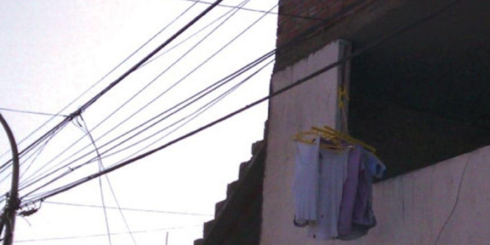 ¡Seguro así, sí se seca la ropa! Foto:Know Your Meme