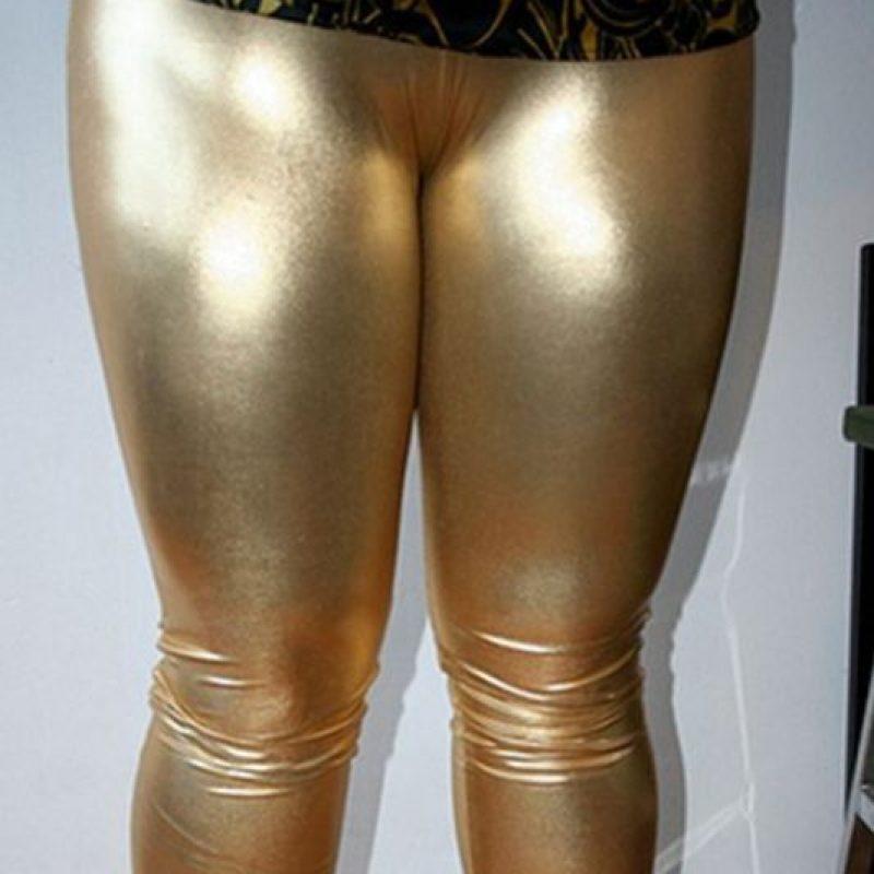 Pata de camello más dorado. Con clase. Foto:Pinterest/Fashion Fail