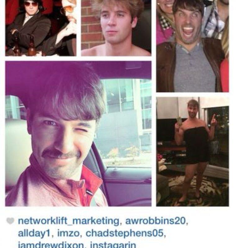 Rostros que expresan diversas emociones Foto:Instagram