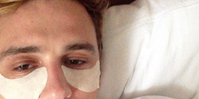 James Franco tiene su rutina de belleza Foto:Instagram