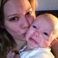 El hijo de Hillary Duff odia las selfies Foto:Instagram